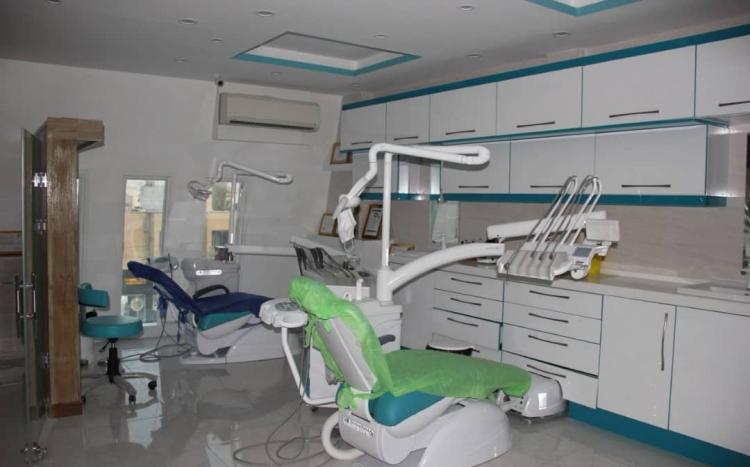 دندانپزشکی دکتر نیکنام صیادی