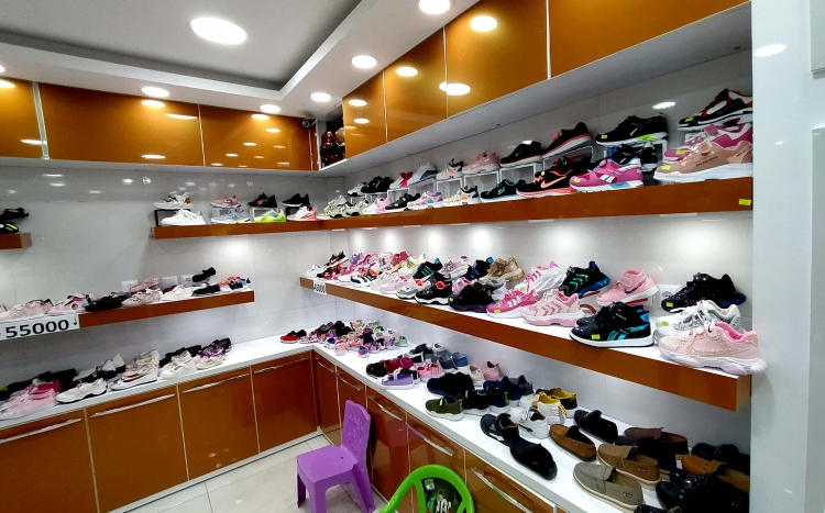 کیف و کفش بچهگانه هانا