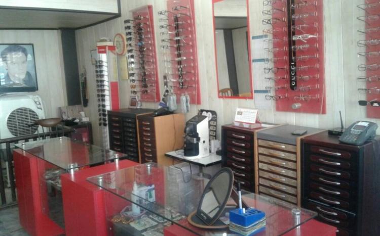 بینایی سنجی و عینک ردن