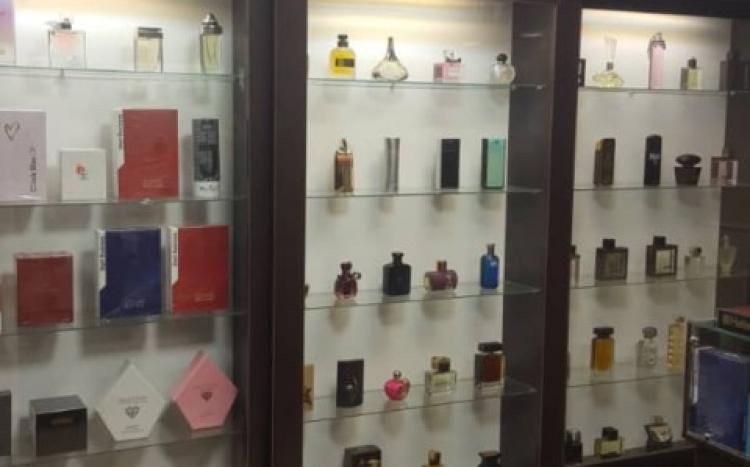 عطر و ادکلن پاریس شعبه 1