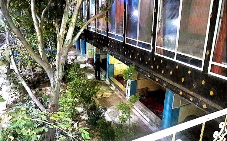 مجموعه گردشگری باغ بهشت طزرجان