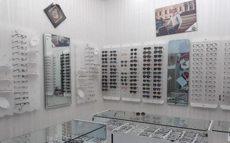 عینک سازی سو