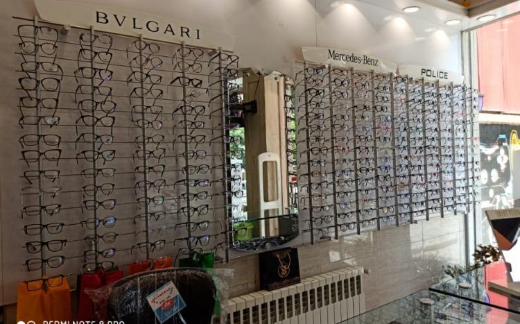 عینک حمید
