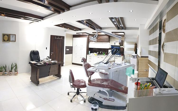 دندانپزشکی دکتر مهگل مشایخی