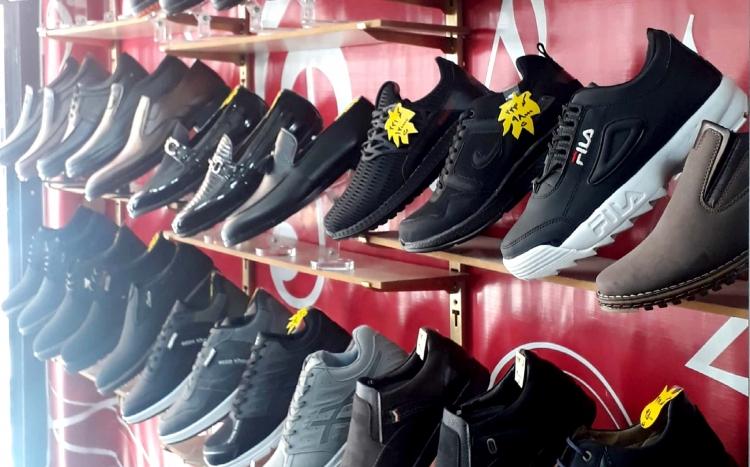کفش مردانه و زنانه ملودی