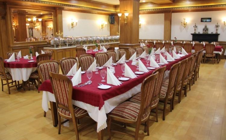 مجموعه رستوران، فستفود و کافی شاپ صوفی 1