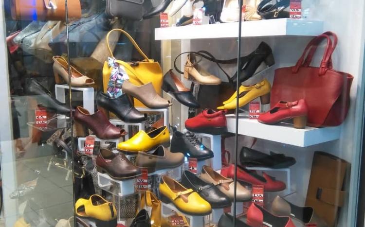 کیف و کفش زنانه شهرتی