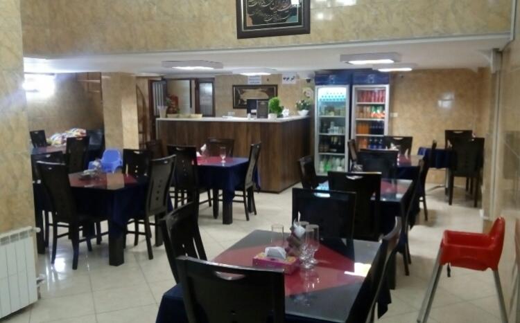 رستوران باران