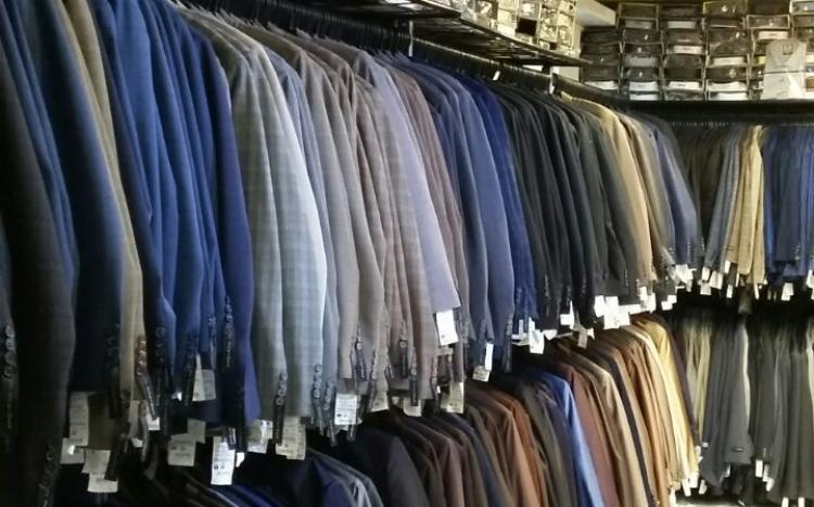 پوشاک مردانه تن پوش شعبه 2