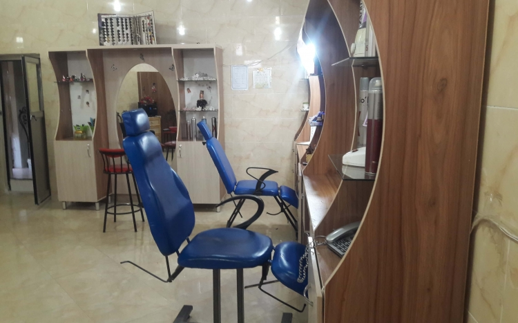 آرایشگاه زنانه آی پارا